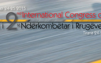 The 2nd International Congress on Roads